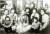 박재옥 씨가 결혼 후 어느 명절날 서울 신당동 집에서 찍은 가족사진. 왼쪽부터 박정희 전 대통령(안고 있는 아이는 근령씨), 박재옥씨, 육영수 여사의 친정어머니, 육 여사의 조카, 한병기씨, 육 여사(앞의 아이는 박근혜 전 대통령), 육여사의 여동생. [중앙포토]