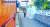 고 박원순 전 서울시장이 지난 9일 오전 10시 44분 서울 시장 공관을 나올 때의 모습이 담긴 온 CCTV 화면. [CCTV 화면 캡처]