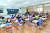 글로벌 교육 프로그램인 국제 바칼로레아(IB)를 도입한 대구시 북구 삼영초등학교 3학년 3반의 '우리가 사는 지구' 수업 모습. 오영환 기자
