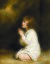 선지자 사무엘의 유년을 묘사한 그림. 조슈아 레이놀즈 '어린 사무엘'(1776).