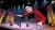 가수 최시원이 대형 3D 이미지로 등장한 '비욘드 라이브'의 한 장면. [SK텔레콤]