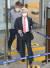 '문재인은 공산주의자'라고 발언해 문 대통령의 명예를 훼손한 혐의를 받는 고영주 전 방송문화진흥회 이사장이 27일 서울중앙지방법원에서 열린 2심 선고 공판에 출석하고 있다. [뉴스1]
