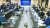 지난 18일 경기도 안산시청에서 '조두순 재범 방지 대책 마련 간담회'가 열렸다. 고기영 법무부 차관, 최해영 경기남부경찰청장, 윤화섭 안산시장, 전해철·고영인·김철민·김남국 더불어민주 당 의원이 참석했다. [연합뉴스]