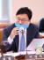 이상직 더불어민주당 의원이 18일 서울 여의도 국회에서 열린 문화체육관광위원회 전체회의에서 질의하고 있다. [뉴스1]