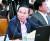 지난달 3일 국회에서 열린 국토교통위원회 전체회의에 참석한 박덕흠 국민의힘 의원. [뉴스1]
