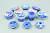 화협옹주묘에서 출토된 유물들(위 사진)에 현대 기술력을 접목해 '프린세스 화협'으로 출시될 화장품 시제품. [사진 국립고궁박물관]