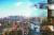 코로나19 재난을 맞아 건축계도 각종 아이디어를 내놓고 있다. 사진은 건물 중간에 녹지를 조성한 미국 시애틀의 주거 타워. [사진 각 건축사무소]