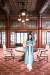 오는 10일 개막하는 대표적인 궁궐 축제인 '궁중문화축전'이 올해 온라인 프로그램으로 선보이는 '아티스트가 사랑한 궁' 시리즈의 재즈가수 나윤선 편. [사진 한국문화재재단]