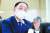 홍남기 부총리가 7일 국회 기획재정위원회의 국정감사에서 질의에 답변하고 있다. [연합뉴스]