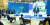 문재인 대통령이 7월 청와대 영빈관에서 열린 한국판 뉴딜 국민보고대회(제7차 비상경제회의)에 참석. 정의선 현대차 부회장으로 부터 화상보고를 받고 있다. [중앙포토]