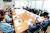 12일 열린 '한중비전포럼'에서 전문가들이 토론하고 있다. 왼쪽 아래부터 시계방향으로 박창희 국방대 교수, 양정학 육사 교수, 홍석현 한반도 평화만들기 이사장, 정재호 서울대 교수, 이하경 주필, 김진호 단국대 교수, 이희옥 성균관대 교수, 정승조 전 합참의장, 신경수 예비역 소장, 이영학 국방연구원 연구위원, 신정승 동서대 석좌교수, 김태호 한림대 대학원대학교 교수. 김상선 기자