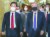 김종인 국민의힘 비상대책위원장(오른쪽)과 주호영 원내대표가 19일 국회에서 열린 비상대책위원회의에 참석하고 있다. 오종택 기자