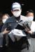 김봉현 전 스타모빌리티 회장이 지난 4월 26일 구속영장실질심사를 받기 위해 수원남부경찰서 유치장에서 나오고 있다. [연합뉴스]
