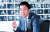 더불어민주당을 21일 탈당하는 금태섭 전 의원이 지난해 10월 중앙일보와 인터뷰하는 모습. 그는 지난해 12월 공수처법 표결에서 찬성 당론을 어기고 기권해 민주당의 징계를 받았다. [중앙포토]