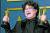 제92회 아카데미 시상식에서 4관왕의 영예를 안은 영화 '기생충'의 봉준호 감독. [로이터=연합뉴스]