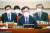 22일 법제사법위원회의 국정감사에서 발언하는 조남관 대검찰청 차장검사. 오종택 기자