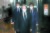 이날 오후 이건희 회장 빈소를 찾은 노영민 대통령비서실장(가운데). [뉴스1]
