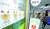 지난 6월 18일 대치동 은마아파트 상가의 부동산 모습.   정부는 강남구 청담동과 삼성동, 대치동, 송파구 잠실동 전역을 1년간 토지거래허가구역으로 지정하는 등의 6ㆍ17 부동산대책을 발표했다. 연합뉴스