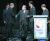 2011년 7월 6일 남아공 더반에서 열린 국제올림픽위원회(IOC) 총회에서 이건희 삼성 회장(왼쪽 셋째)이 자크 로게 위원장과 인사하고 있다. [연합뉴스]