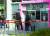 지난달 28일 오후 서울 시내 한 병원의 인플루엔자(독감) 백신 예방 접종 진료소 앞이 한산한 모습이다. 연합뉴스