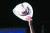 지난 1일(현지시간) 도널드 트럼프 대통령이 유세하는 플로리다 마이애미 오파 로카 공항에서 지지자가 든 카우보이 모자. [AFP=연합뉴스]