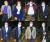 국민의힘 김종인 비상대책위원장과 서울 지역 전·현직 중진의원들이 2일 서울 종로구 한 음식점에 만찬 회동을 위해 각각 입장하고 있다. 윗줄 왼쪽부터 시계 방향으로 김 위원장, 나경원·김성태·김용태·이혜훈 전 의원, 박진·권영세 의원, 오세훈 전 서울시장. 오종택 기자