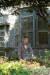 민병헌 사진가. 그의 군산 작업실은 100년 된 서양식 고택으로 정원이 아름답기로 유명하다. 사진 이은석(프리랜서)