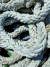 북한군의 총을 맞고 사망한 공무원이 탑승했던 무궁화 10호에서 발견된 슬리퍼. 뉴스1