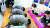 법무부는 지난 2월 추미애 장관과 김오수 차관(오른쪽)이 소년원 원생들로부터 세배를 받는 모습 등을 담은 홍보 영상을 제작했다. 유튜브 캡쳐