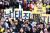 낙태죄 폐지 촉구 집회 '카운트다운! 우리가 만드는 낙태죄 폐지 이후의 세계'에서 참석자들이 헌법재판소에 낙태죄 위헌 판결을 촉구하고 있다. [연합뉴스]