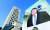 서울 서초구 대검찰청 앞에 윤석열 검찰총장 얼굴이 그려진 배너가 세워져 있다. 뉴스1
