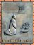 1970년 브란트 총리가 폴란드 바르샤바의 게토 봉기 추모비 앞에서 무릎을 꿇은 현장에 2000년 세운 조형물. [AFP=연합뉴스]