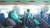 수도권 거리두기 2.5단계 격상에 따라 전국 모든 노선의 여객열차는 오는 28일까지 '창측 좌석'만 발매된다. 8일 서울역에서 방호복을 입은 외국인들이 열차 출발을 기다리고 있다. [연합뉴스]
