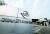 유동성 위기를 맞은 쌍용차가 법원에 기업 회생절차(법정관리)를 신청했다. 21일 오후 경기도 평택시에 있는 쌍용차 평택공장 정문 모습. [연합뉴스]