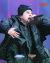 세미 파이널에서 '배드 뉴스 사이퍼 Vol.2'로 강렬한 래핑을 선보인 릴보이. [사진 Mnet]