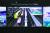 퀄컴의 자율주행 플랫폼 '스냅드래곤 라이드'도 CES에서 선보였다. [EPA=연합뉴스]