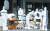 지난해 12월 30일 서울 구로구 한 요양병원에서 레벨D 방호복을 입은 병원 관계자들이 신종 코로나바이러스 감염증(코로나19) 검사를 받고 있다. 연합뉴스