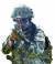 2017 지상군 페스티벌에서 대테러 진압 시범을 보이고 있는 특전사 부대원. 제2 신속대응 사단의 평시 임무 중 하나가 대테러다. [중앙포토]