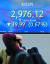 9일 서울 중구 하나은행에서 코스피가 19.99 포인트 내린 2976.12를 나타내고 있다. [뉴스1]