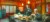 극 중 조선의 기생집에서 충녕대군이 구마사제에게 월병, 피단 등을 대접하는 장면. [사진 SBS '조선구마사']