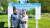 미국 LA 인근에 거주 중인 원로배우 김지미(오른쪽)씨가 한국전 참전용사 기념비 건립에 써달라며 30일 2만 달러를 기부했다. [연합뉴스]
