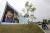 한밤중 서울 반포한강공원에서 잠들었던 대학생 손씨가 실종된 지 엿새째인 30일 오후 서울 반포한강공원에 손 씨를 찾는 현수막이 걸려있다. 뉴스1