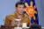 반중정서에 부닥친 필리핀 두테르테 대통령 [AP=연합뉴스]