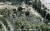 휴일인 지난 9일 오후 서울 여의도한강공원 그늘막 텐트 구역이 붐비고 있다. 뉴스1