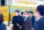 지난해 10월 스타필드 안성 매장을 둘러보는 정 부회장. [뉴스1]