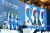 지난해 6월 30일 문재인 대통령과 유럽연합(EU) 우르줄라 폰데어라이엔 집행위원장(화면 안), 샤를 미셸 정상회의 상임의장과의 화상 정상회담. 이때까지만 해도 우리는 코로나19 대처를 세계에서 가장 잘 하고 있는 줄로만 알았다. 사진 청와대사진기자단