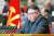 김정은 북한 국무위원장이 지난 1월 열린 노동당 제8차 대회 2일차 회의에서 사업총화보고를 하고 있다. [연합뉴스]