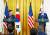 문재인 대통령과 조 바이든 미국 대통령이 지난달 21일 백악관에서 정상회담을 가진 후 공동 기자회견을 하고 있다. 이번 정상회담은 한·미 동맹을 크게 강화했다는 평가를 받았다. [연합뉴스]