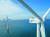 두산중공업이 기자재를 공급한 30㎿ 규모의 제주탐라 해상풍력 발전단지. [사진 두산중공업]