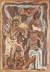이중섭, 가족, oil on paper, 41.2x28.8cm(6), 1954,[사진 서울옥션]